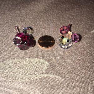 SWAROVSKI mice